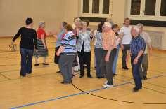Offenes Tanzen im Mai