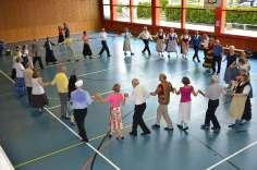 Ottis Tanzfest im Juni